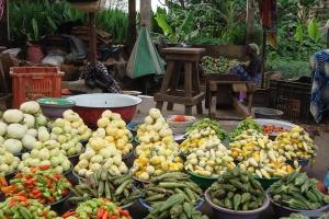 Diversité produits bananiers en Côte d'Ivoire