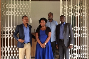 Représentants Etudiants Master 2 Professionnel Université Alassane Ouattara