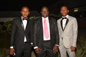 Sortie 2eme Promotion Master 2 Professionnel de l'Université Alassane Ouattara de Bouake