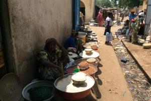 Vente riz Tchad et Donation semences